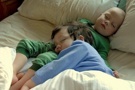 дете, сън, недоспиване