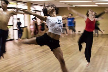 танц, спорт, упражнения, движения