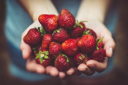 храни, стареене, ягоди, аспержи, репички, червено цвекло, моркови