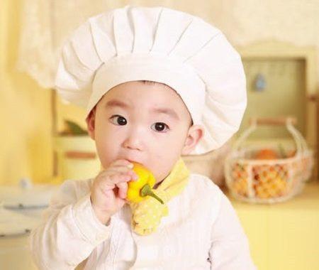 бебе, захранване, храни, зеленчук