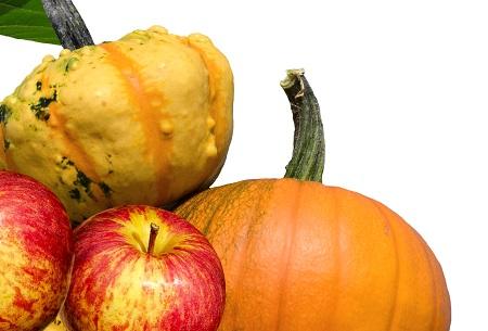 кожа, домашна маска, есен, мед, тиква, ябълка